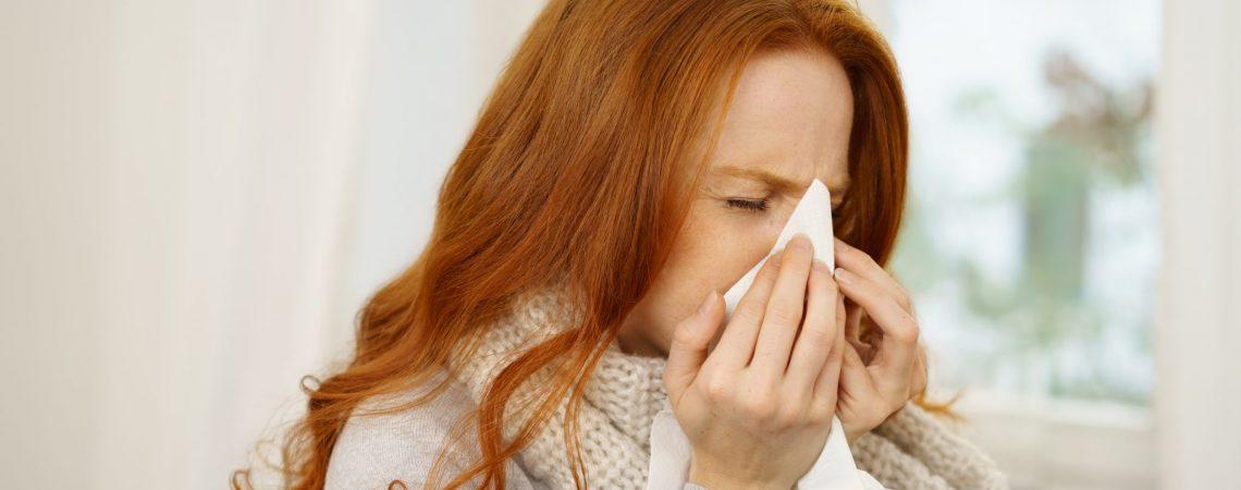 Pierwsze objawy grypy – zareaguj odrazu iuniknij długiej choroby