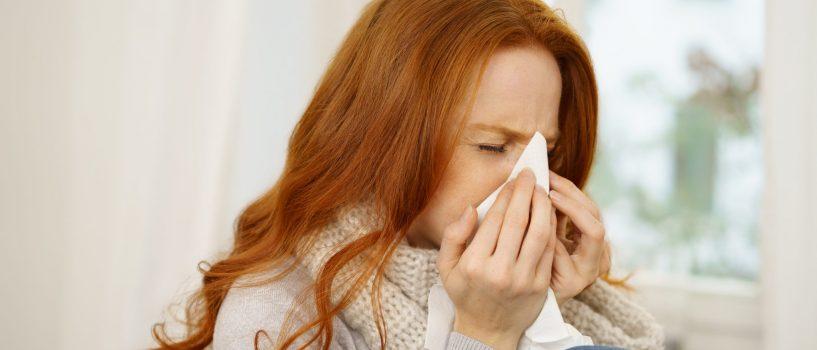 Pierwsze objawy grypy – zareaguj od razu i uniknij długiej choroby