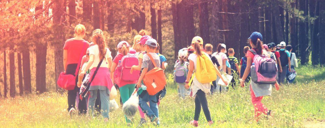 Jak spakować dziecko naszkolną wycieczkę?