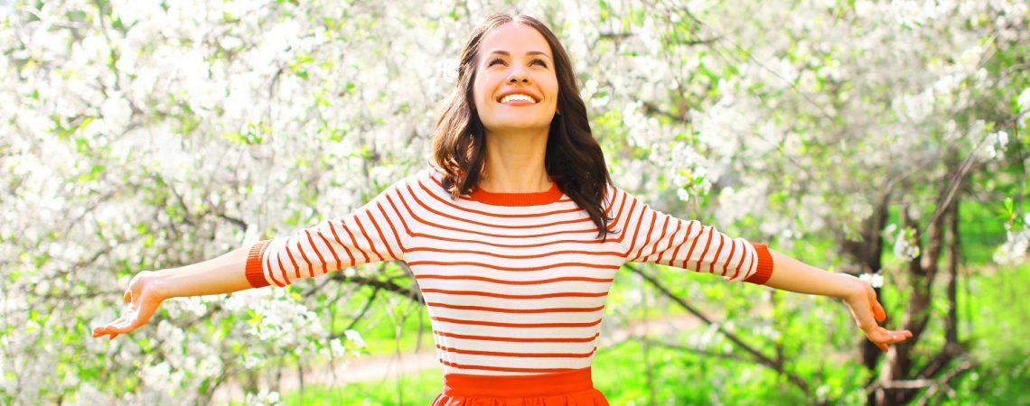 Przygotuj organizm do wiosny! Co zrobić, by odzyskać siły i witalność po zimie?