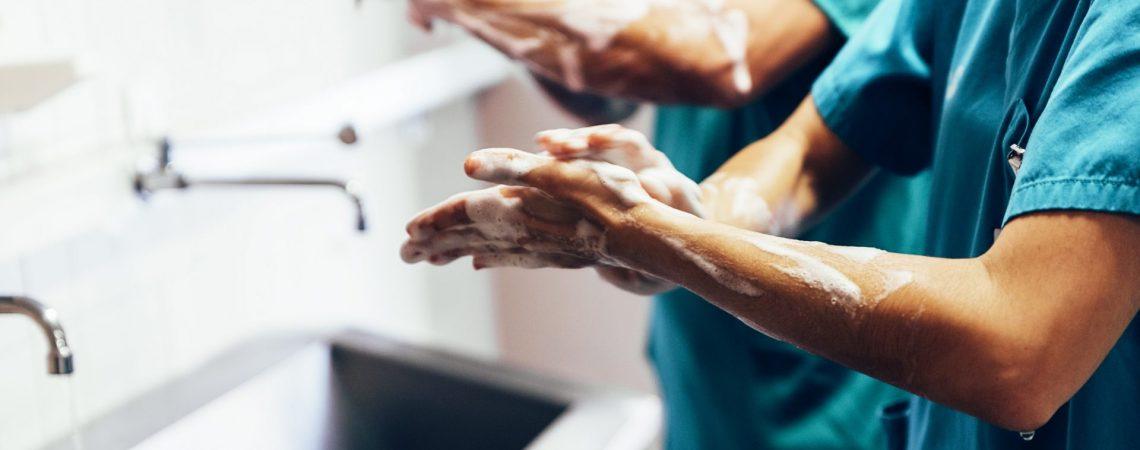 Mycie rąk —odczego się zaczęło?