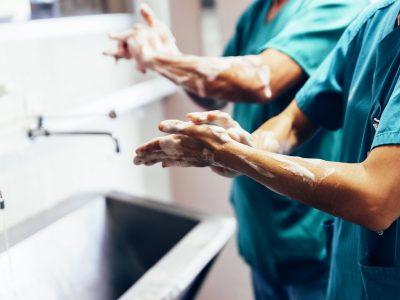 Mycie rąk — od czego się zaczęło?