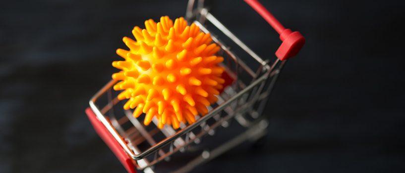 Koszyk pełen SARS-COV‑2? Jak kupować, separować, przechowywać, myć, dezynfekować igotować czyli bezpieczne przetwarzanie żywności wczasie pandemii