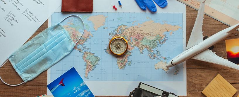 Podróże czas zacząć! Jak to robić bezpiecznie?