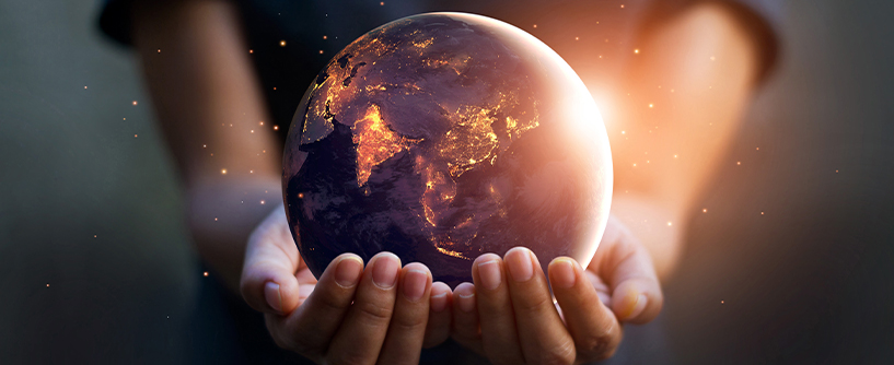 Przyszłość cywilizacji w naszych rękach