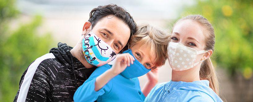 Zamaskowani 2020, czyli jak zatrzymać wirusa… dla siebie